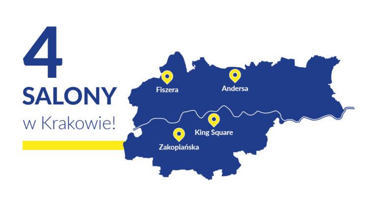 Salony Multi-Form w Krakowie